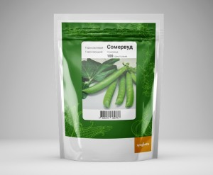 Горох овощной Сомервуд - 100 грамм