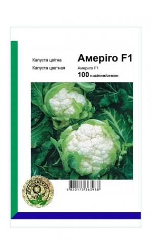 Капуста цветная Америго F1 - 100 семян
