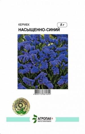 Кермек выемчатый Насыщенно-синий - 5 грамм