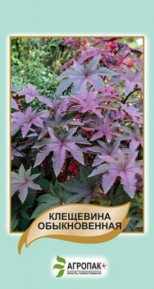 Клещевина обыкновенная - 5 семян