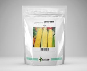 Кукуруза Деликатесная - 100 грамм
