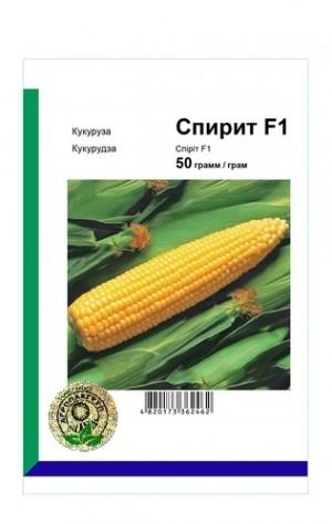 Кукуруза сахарная Спирит F1 - 50 грамм