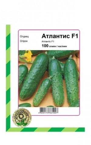 Огурец Атлантис F1 - 100 семян