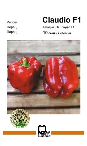 Перец Клаудио F1 - 10 семян