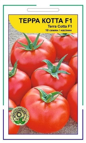 Томат Терра Котта F1 - 10 семян
